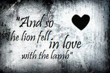 Lion in love with lamb - That Edward say.jpg
